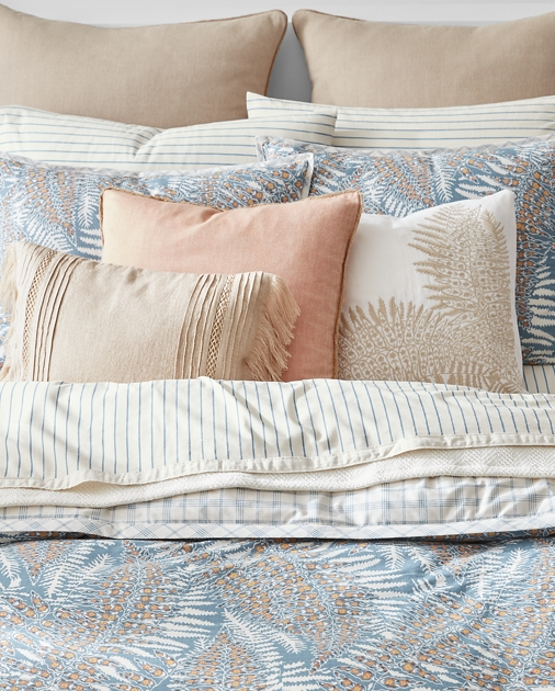 Lauren Home Hadley Duvet Set 4