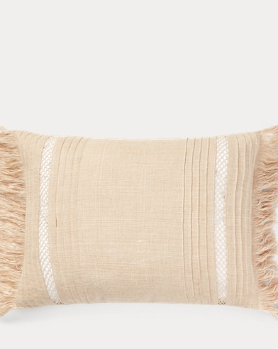 Hadley Fringe Throw Pillow