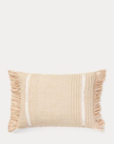 Hadley Fringe Throw Pillow