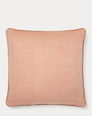 Hadley Rustic Throw Pillow