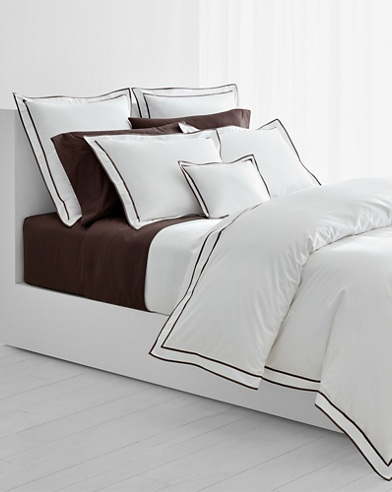 Spencer Border Duvet Cover