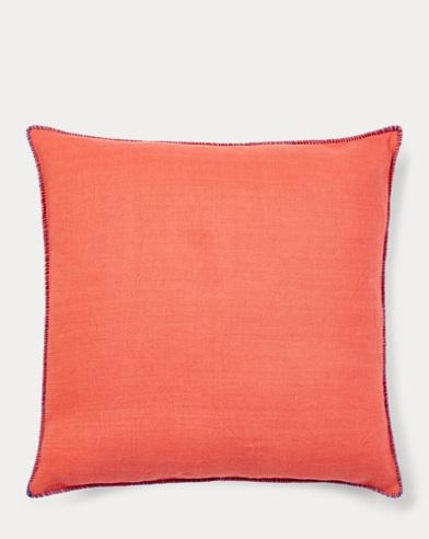 Alexis Linen Throw Pillow