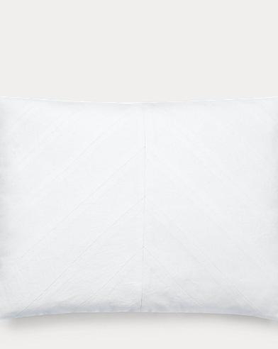 Alexis Chevron Throw Pillow