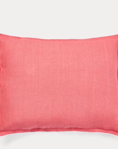 Sophie Linen Throw Pillow