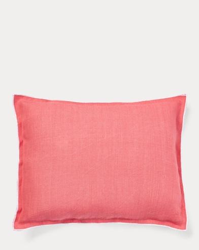 Sophie Linen Throw Pillow