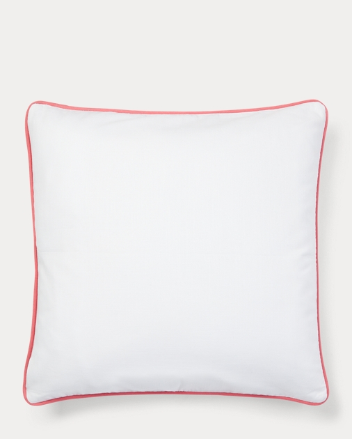 Sophie Solid Throw Pillow