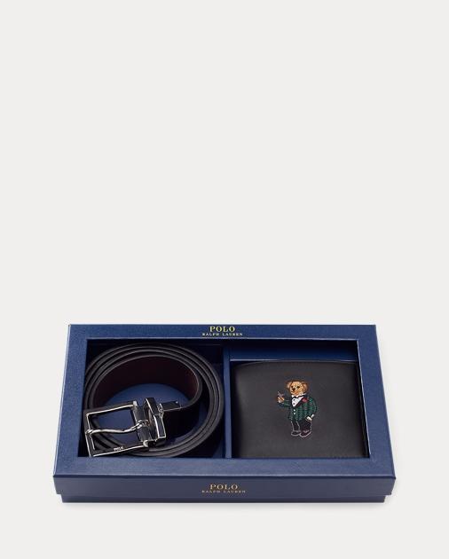 4ef3dd4b6fc Polo Bear Gift Set