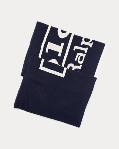 Polo Label Scarf