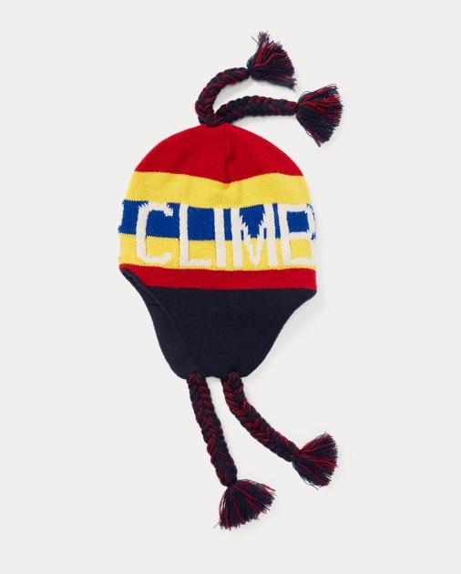 28679131245 Polo Ralph Lauren Hi Tech Climb Earflap Hat 1