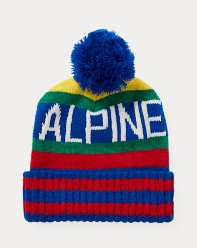 Hi Tech Alpine Pom-Pom Hat