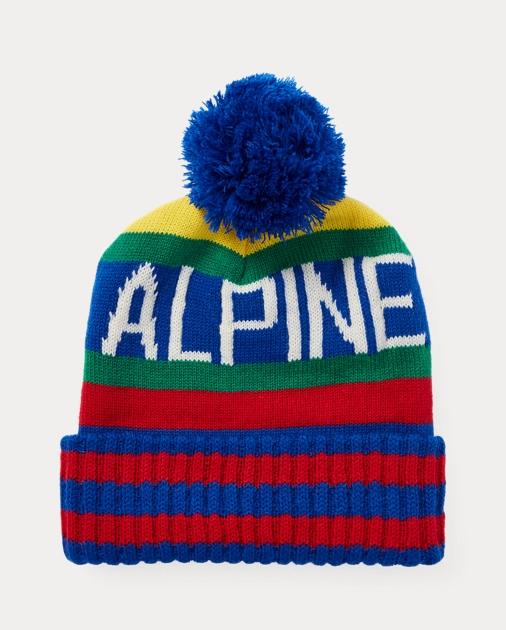 de8da682df6 Polo Ralph Lauren Hi Tech Alpine Pom-Pom Hat 1