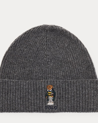Polo Bear Knit Hat. Take 30% off. Polo Ralph Lauren 1cfcc19143e3