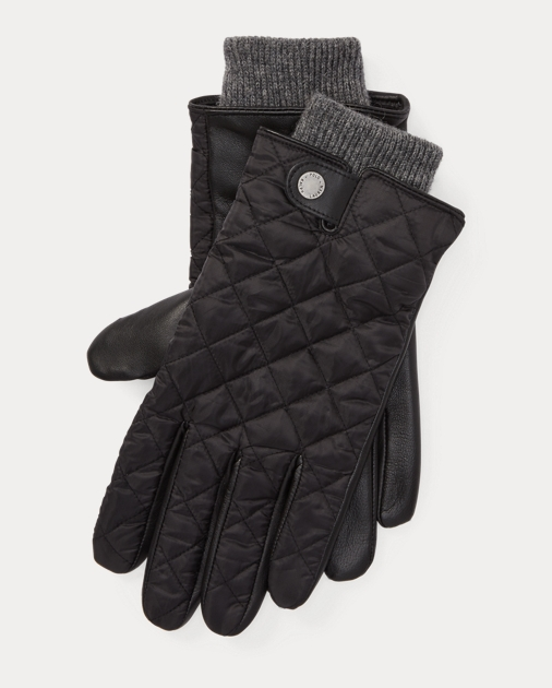 Quilted Field Gloves e98128060cc