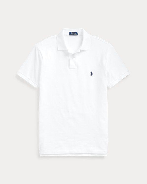 Camisa Polo de piqué slim fit