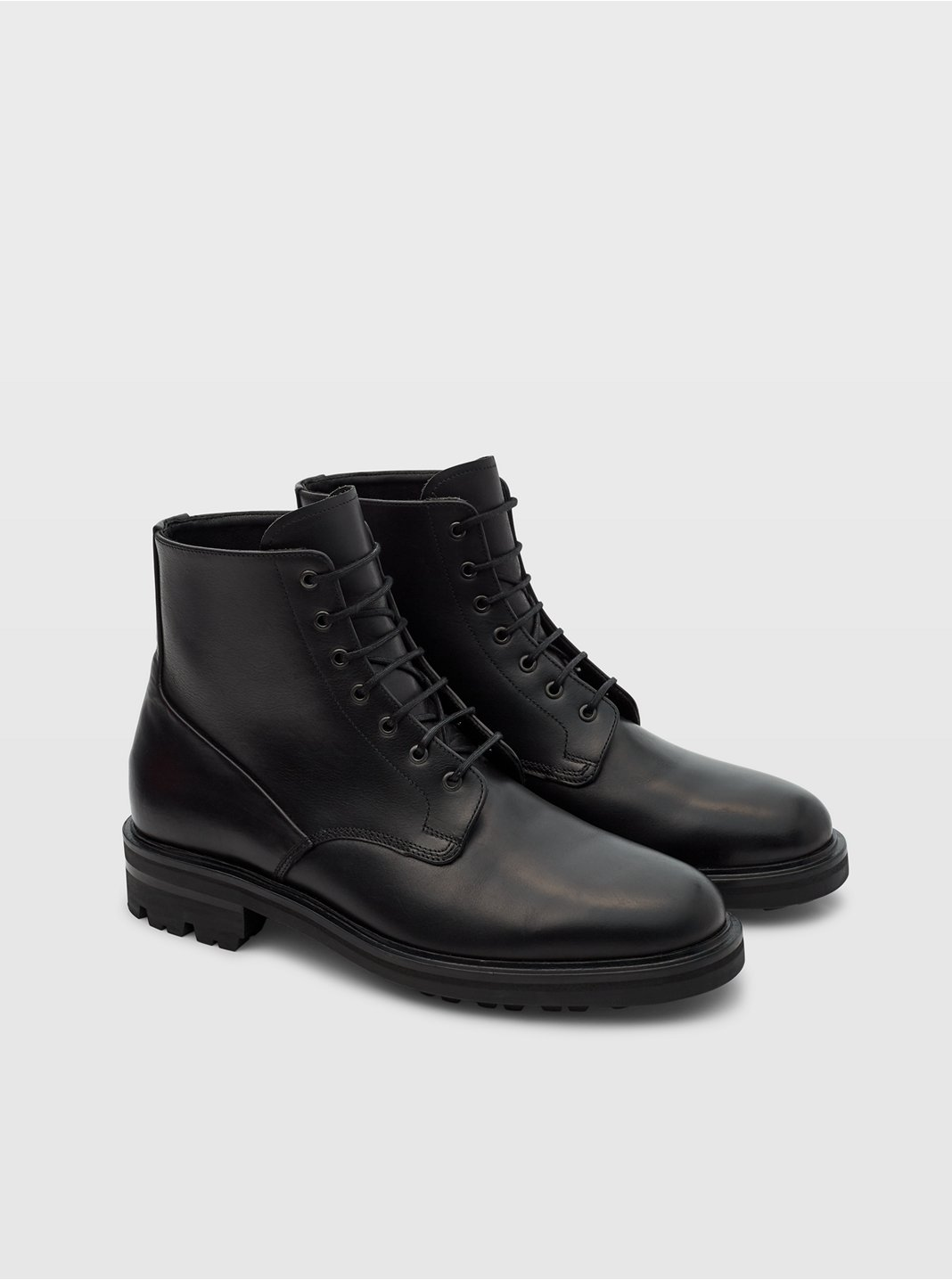 Wings + Horns Officer Boot