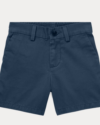 Short in chino di cotone