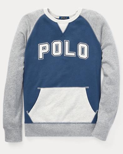 Cotton Spa Terry Sweatshirt