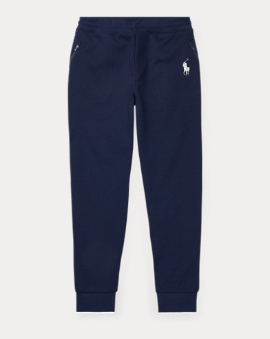 Pantalon de jogging maille double