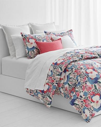 Sophie Floral Comforter Set