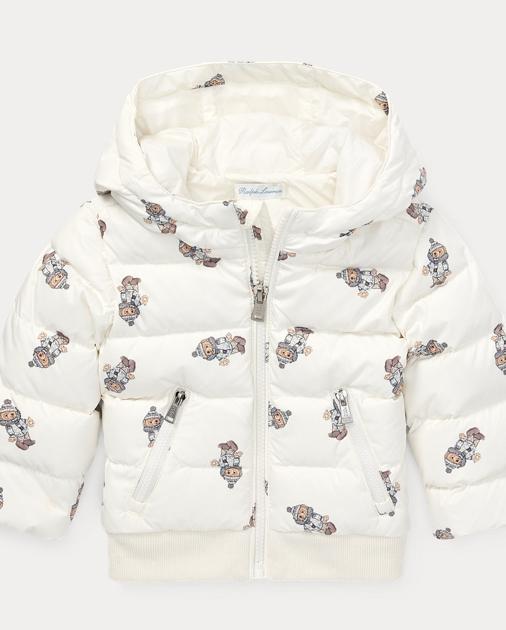 13ec2663dd83 Polo Bear Down Jacket