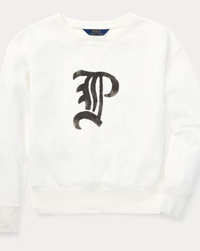 Terry Graphic Sweatshirt