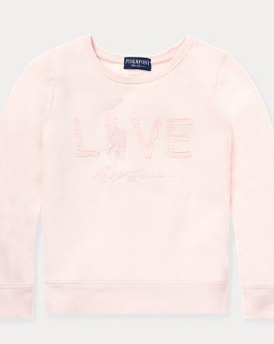 Pink Pony Live Love Sweatshirt
