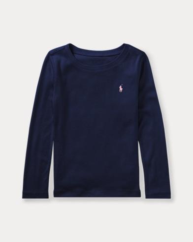 Cotton-Blend T-Shirt