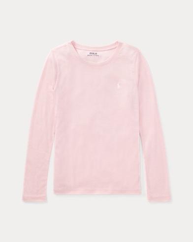 Pony Long-Sleeve T-Shirt