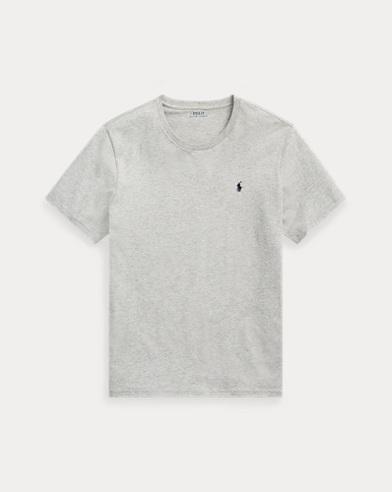 Maglietta girocollo in cotone