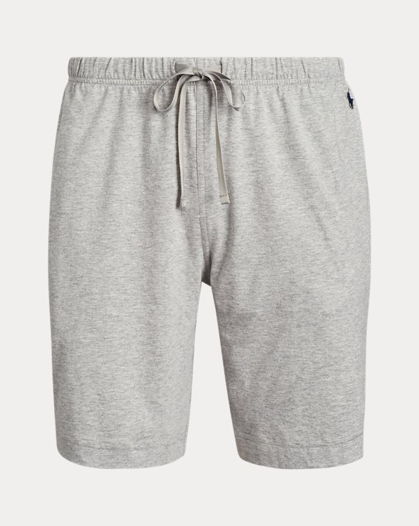 Cotton Jersey Sleep Shorts