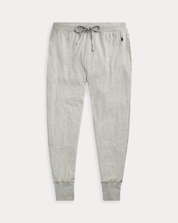 Pantalon de jogging en jersey de coton