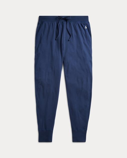 5ded37614a93c Polo Ralph Lauren Pantalon de jogging en jersey de coton 1