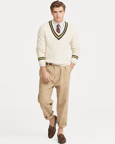 The Iconic Cricket Jumper