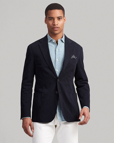 Polo Soft Chino Suit Jacket