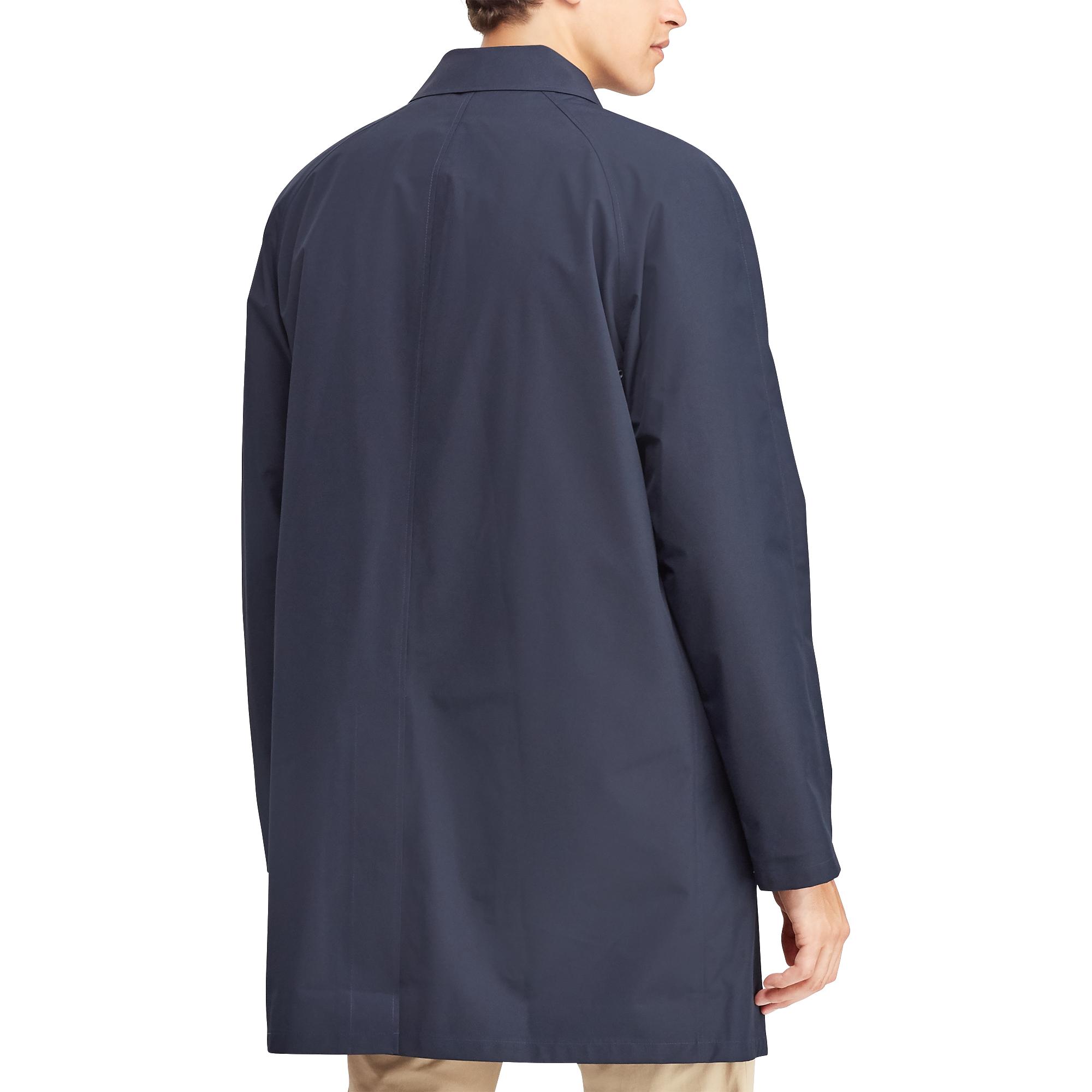 7dda5b7bc Water-Resistant Walking Coat