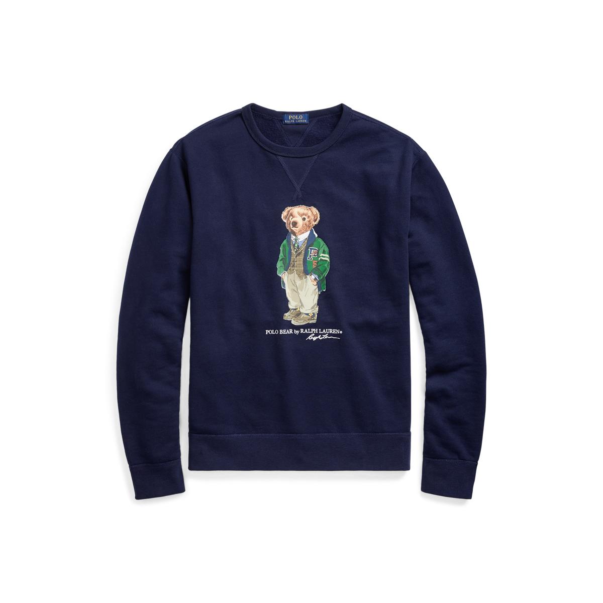 057f0785b8a49 Polo Bear Fleece Sweatshirt