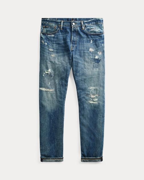 Jean slim droit Varick b40d75368252