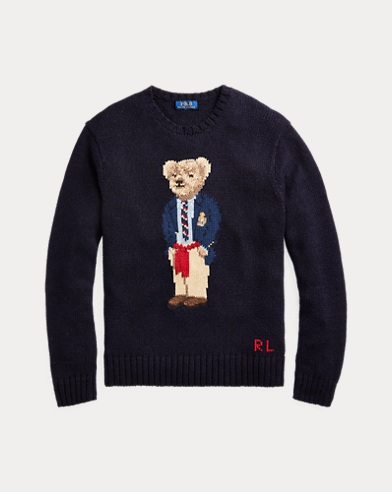 ac62928c2 Preppy Bear Sweater