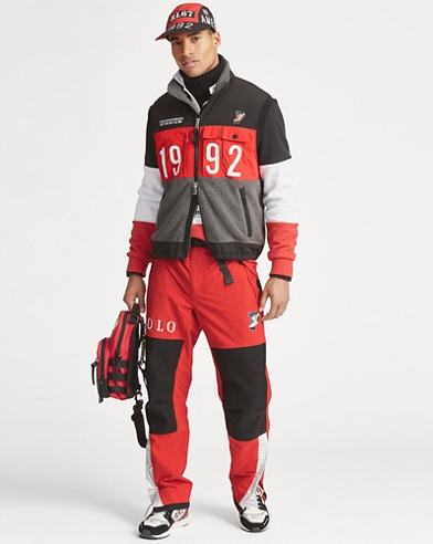 Winter Stadium Hybrid Vest