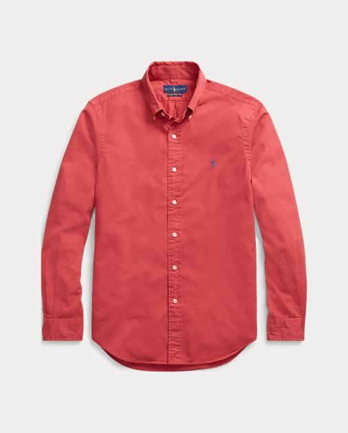 41da28b52 Polo Ralph Lauren Long-Sleeved Oxford Shirt - All Fits 2