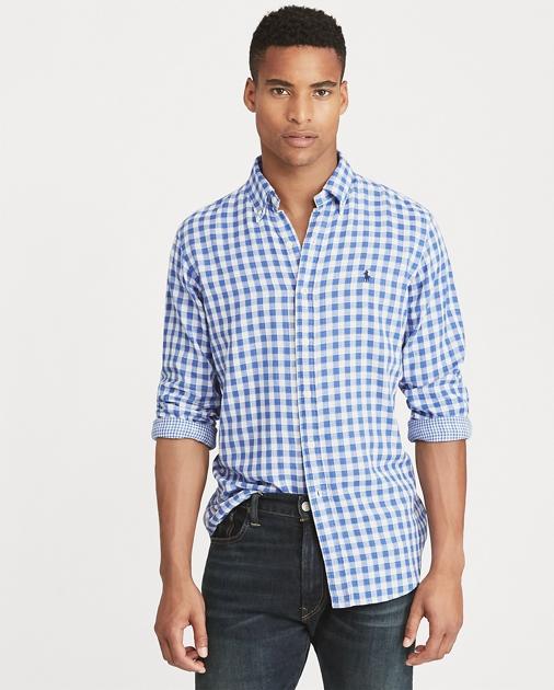 0fd685981 Polo Ralph Lauren Camisa de cuadros vichy Classic Fit 1