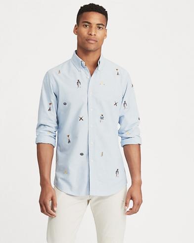 6ef4a177478bca Freizeithemden von Ralph Lauren– Langarm