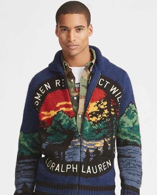 1f9e354533b Polo Ralph Lauren Sportsmen Full-Zip Sweater 1