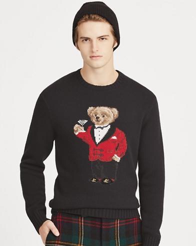 Lunar New Year Bear Jumper