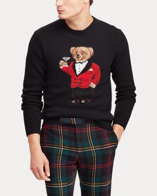 code promo a7040 d92e6 Lunar New Year Bear Sweater