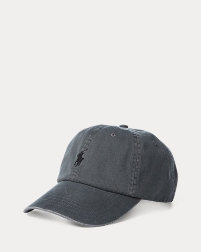 Cotton Chino Baseball Cap aa01428efe6f