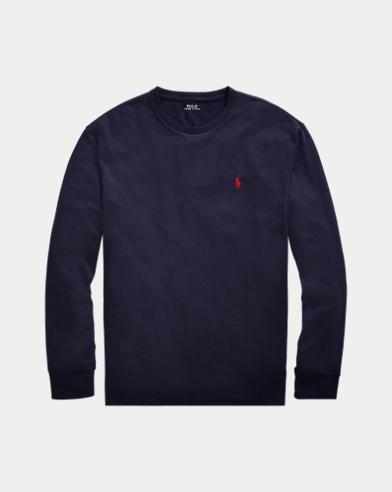 Maglietta girocollo Custom Slim-Fit