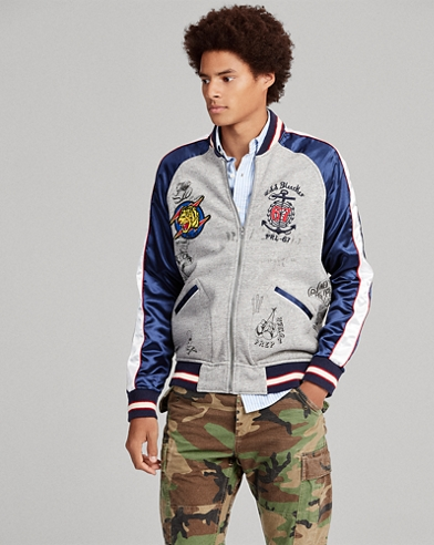 Souvenir Baseball Jacket