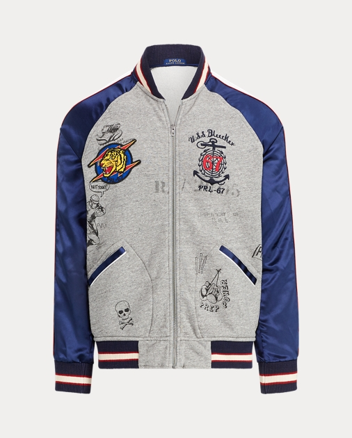 ab15876b5b Souvenir Baseball Jacket