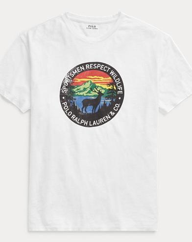 Classic Fit Sportsmen T-Shirt